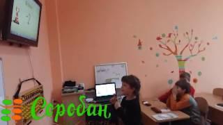 Школа счета Соробан в Кривом Роге и Кристина Падалка
