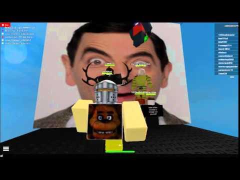 Roblox Name That Charctar Holy Mr Bean Youtube