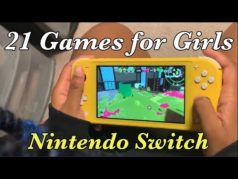The Best Games For Girls On The Nintendo Switch