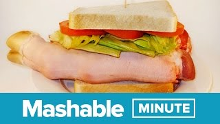 Disgusting Food Porn | Mashable Minute | With Elliott Morgan