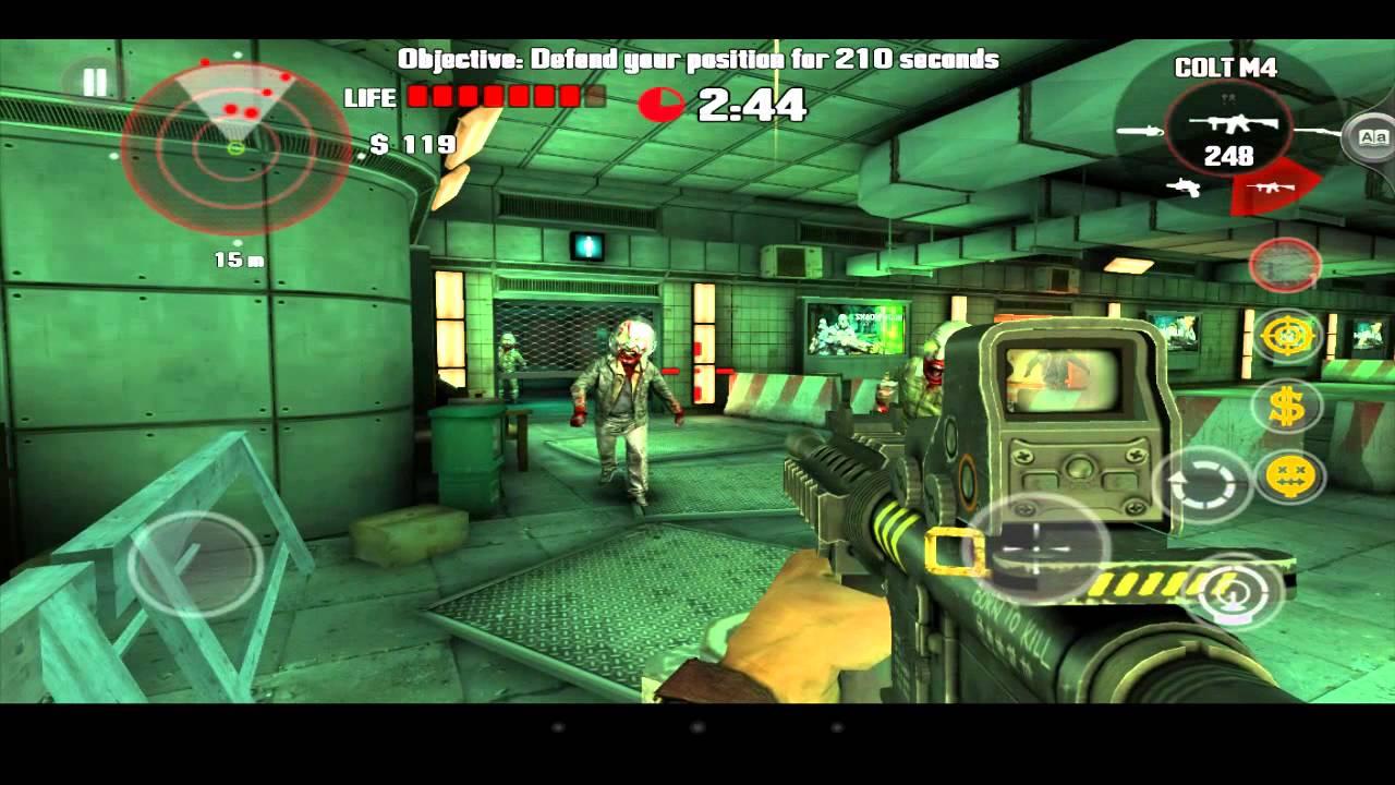 Dead trigger 2 взлом на андроид