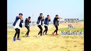 Urban Dance Choreography | Zoey Dollaz - Post & Delete ft. Chris Brown |