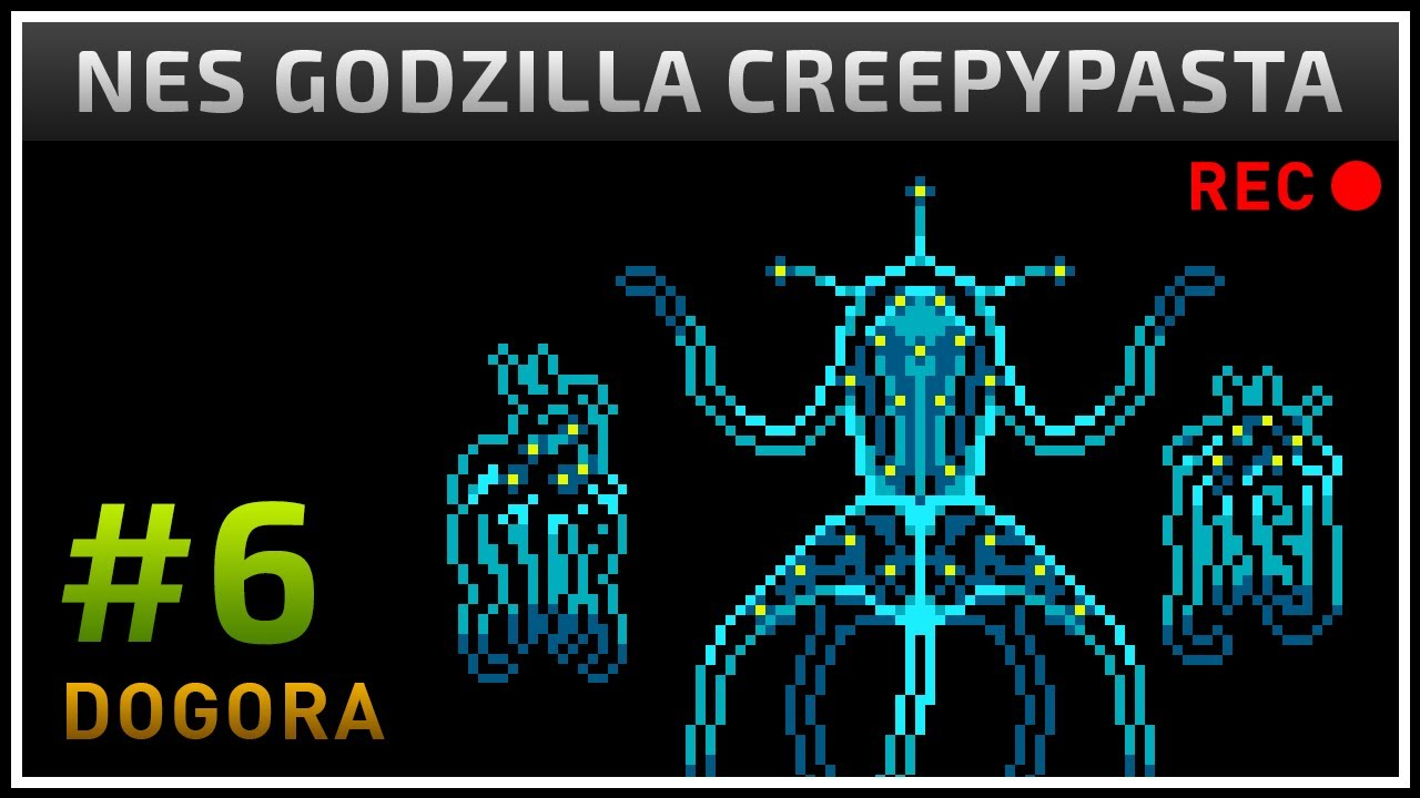 The Nes Godzilla Creepypasta Page 20 Toho Kingdom