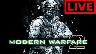 Call Of Duty Modern Warfare 2 Classic ? Live PS3 Open lobby!!