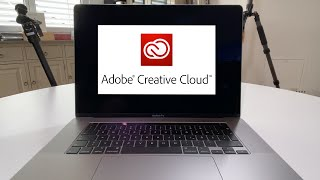 I FIXED my 16-inch Macbook Pro & Adobe CC Problems - see how!