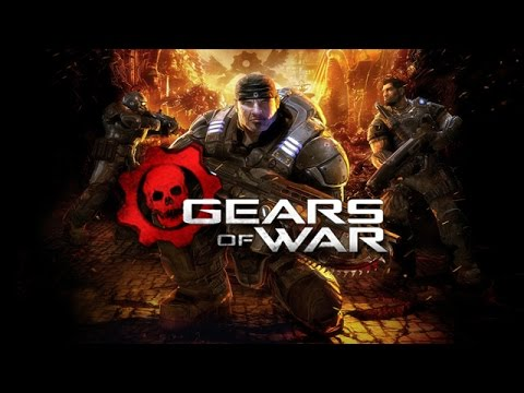 Gears Of War - Game Movie