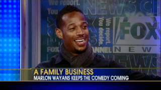 Marlon Wayans and Steve Doocy Get Really, Really Close Over Bad Breath