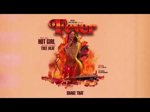 Megan Thee Stallion - Shake That (Official Audio)