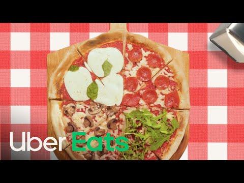 Uber Eats Restaurant Manager: Menu Maker - Pizza | Uber Eats