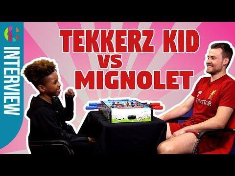 BBC Own It | Tekkerz Kid Vs Simon Mignolet
