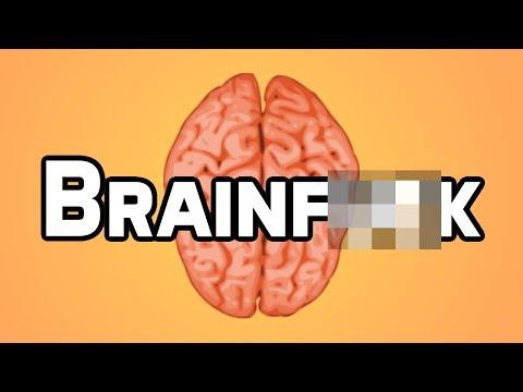 Brainf**k - An Esoteric Programming Language [Strong Language]
