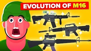 The Evolution of the M16 Rifle