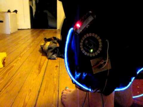 El Wire Dress - YouTube