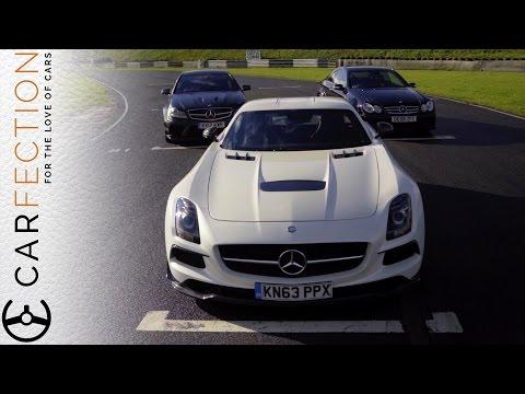 Mercedes-Benz SLS AMG Black Series & More - Carfection