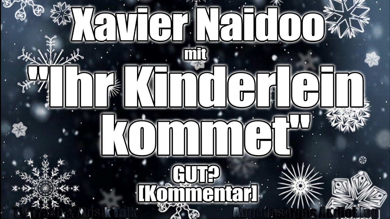 Xavier Naidoo mit \