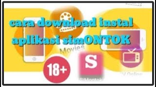 cara download instal aplikasi simontok yang lagi viral