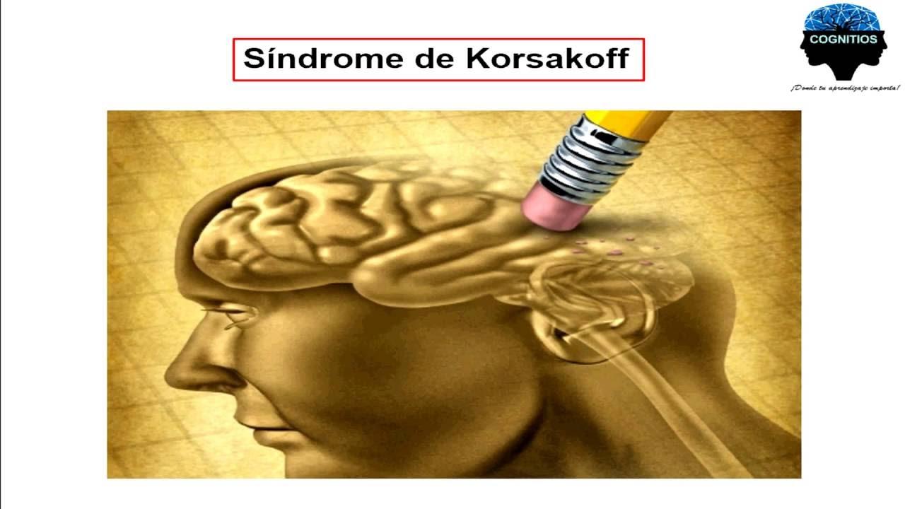 síndrome wernicke-korsakoff