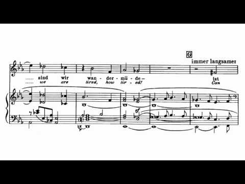 Richard Strauss - Four Last Songs [4/4]