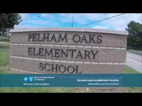 2017 - 2018 Be Healthy School Grant Recipient: #Pelham Oaks Elementary School#