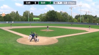 Barracudas vs. Cardinals (NLA Baseball) Game 1