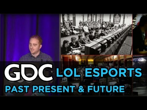 The Past, Present and Future for League of Legends Esports