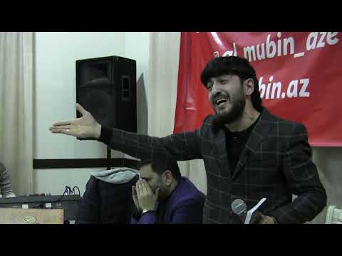 Haci Zahir Mirzevi / Xanim Zehra meclisi / Eyyami-Fatimiyye 2019