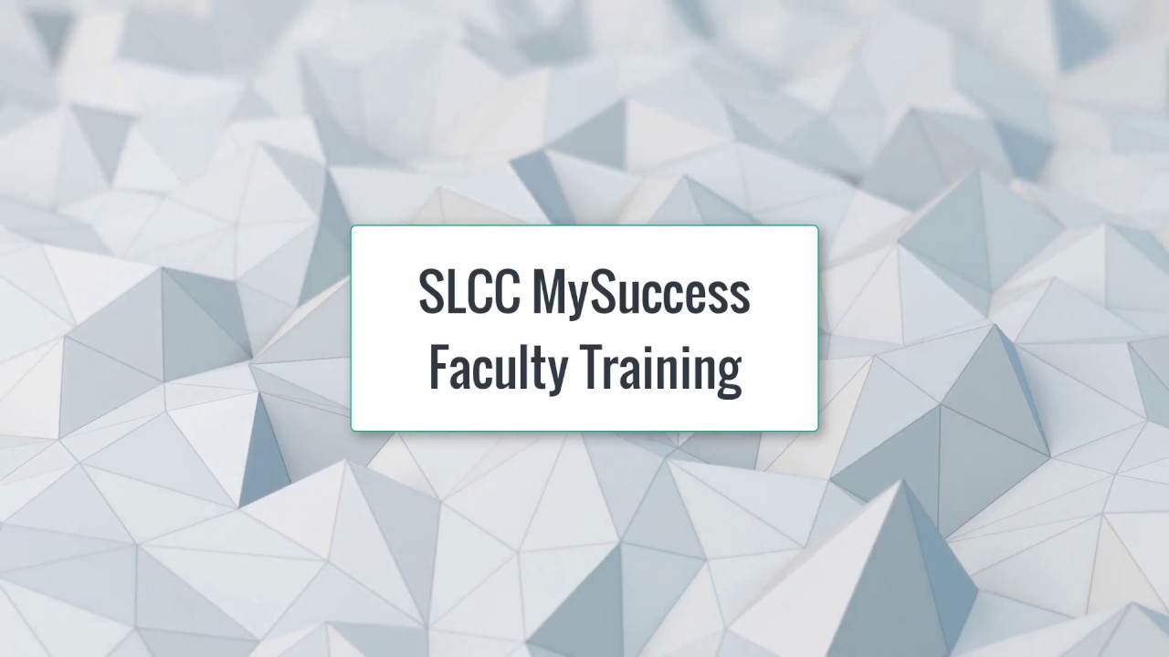 Faculty Resources Slcc