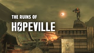 Lonesome Road Part 2: The Pre-War Riches in the Ruins of Hopeville - Fallout New Vegas Lore