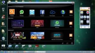como usar e configurar o Start BlueStacks