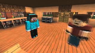 Бездна   Minecraft сериал   1 серия Предыстория ᴴᴰ