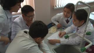 Формативное оценивание на уроках химии 8 класс при изучении раздела 8 4В «Вода» Часть 1