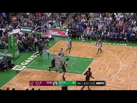 4th Quarter, One Box Video: Boston Celtics vs. Cleveland Cavaliers