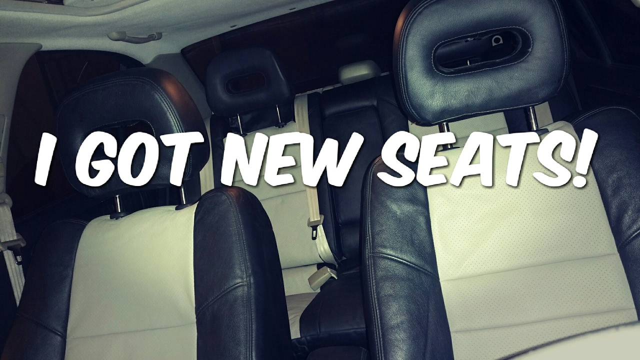 Here Is How To Install Custom Car Seats In Your Infiniti G20