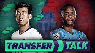 Raheem Sterling Demands HUGE £270k Manchester City Contract! | Transfer Talk