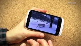 обзор смартфона HTS Desire X