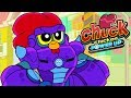 Chuck Chicken Power Up Special Edition - 👾Motor Mayhem- Superhero cartoons  - Action Cartoon