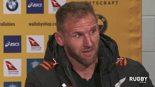 Full post match press conference: New Zealand