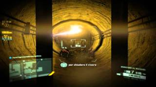 "Crysis 2 Easter Egg ITA ""Superman"" (con voce) commentato ITA HD 720p"