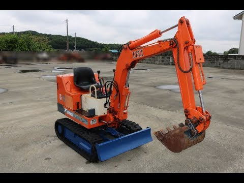 IHI ユンボ IS7FX NoS203売約済み中古農機買取・販売 株式会社エポック・ミライ