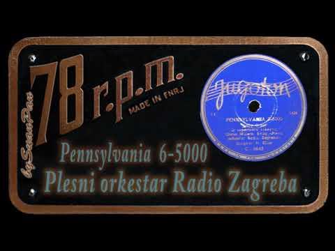 Plesni Orkestar Radio Zagreba - Pennsylvania  6-5000