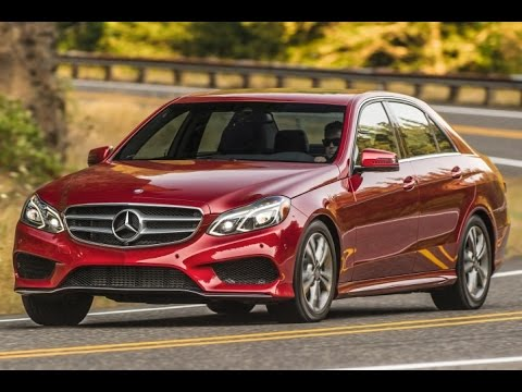 2015 Mercedes Benz E Class E350 Start Up And Review 3 5 L V6 Youtube