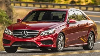 2015 Mercedes-Benz E-Class E350 Start Up and Review 3.5 L V6