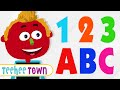 12 ABC Alphabet Songs Colors Shapes And Numbers Song By Teehee Town mp3