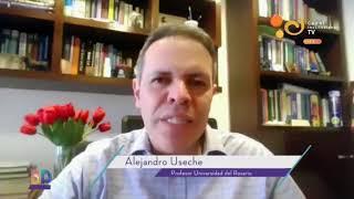Alejandro Useche, analizó las expectativas para el año 2021