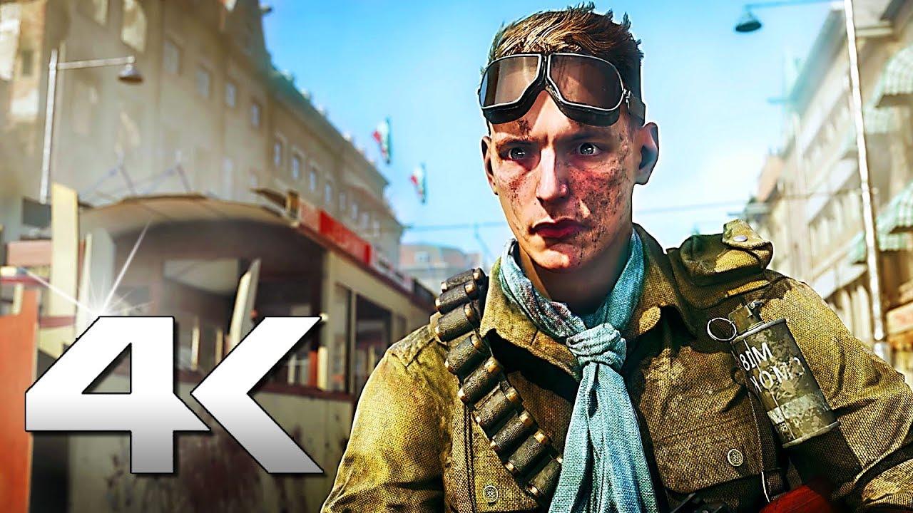 "BATTLEFIELD 5 ""Operation Underground Map"" 4K Trailer de gameplay (2019) PS4 / Xbox One / PC + vídeo"