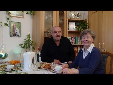 Русская пенсионерка рассказывает
