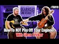 Download How To Not Piss Off Your Engineer! (With Glenn Fricker) MP3 song and Music Video