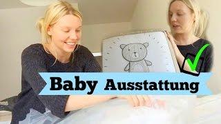Babyzimmer einräumen | Starker Nestbautrieb | Zuckertest & Eisenmangel | 26 SSW | Isabeau