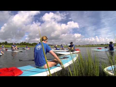 Cape Fear Paddleboarding - Come Walk on Water