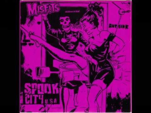 Misfits - Spook City USA
